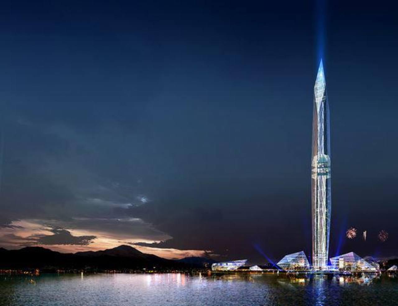 "Construyen torre ""invisible"""