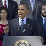 No hay excusa, dijo Obama respecto a ley de salud