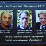 Nobel de Economía por trabajo en predicción de comportamiento de mercados