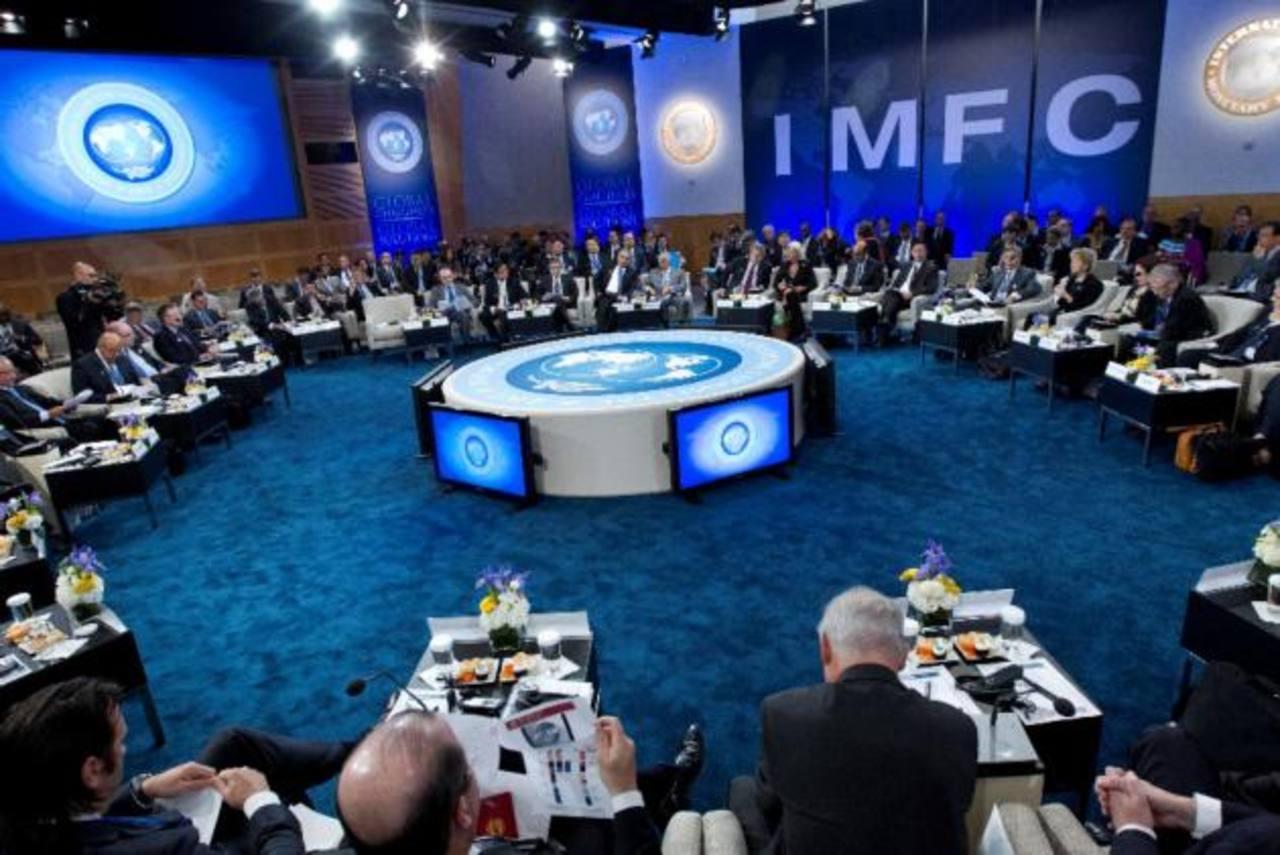 Confían en repunte económico mundial