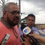 El exviceministro de Seguridad, Douglas Moreno, a su llegada a la Fiscalía, en donde declaró como testigo. FOTO EDH Jaime Anaya, vía Twitter.