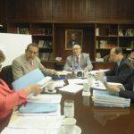 La Sala de lo Constitucional emitió esta semana la resolución donde destituía a Salomón Padilla como presidente de la Corte por estar afiliado al partido FMLN. foto edh / archivo