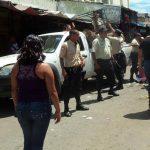 El plan de reordenamiento del CAM en la Ciudad Morena ha generado malestar entre los comerciantes. Finalizará el 25 de octubre próximo. Foto EDH / Mauricio Guevara