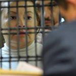 Gordillo fue capturada el pasado 26 de febrero acusada de delincuencia organizada y desvío de fondos. foto edh /archivo