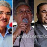 ARENA y FMLN en cerrada contienda