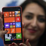 La tableta Lumia, que tiene una pantalla de 10 pulgadas, también enfrentará una dura competencia de firmas como Apple. Foto/ Reuters