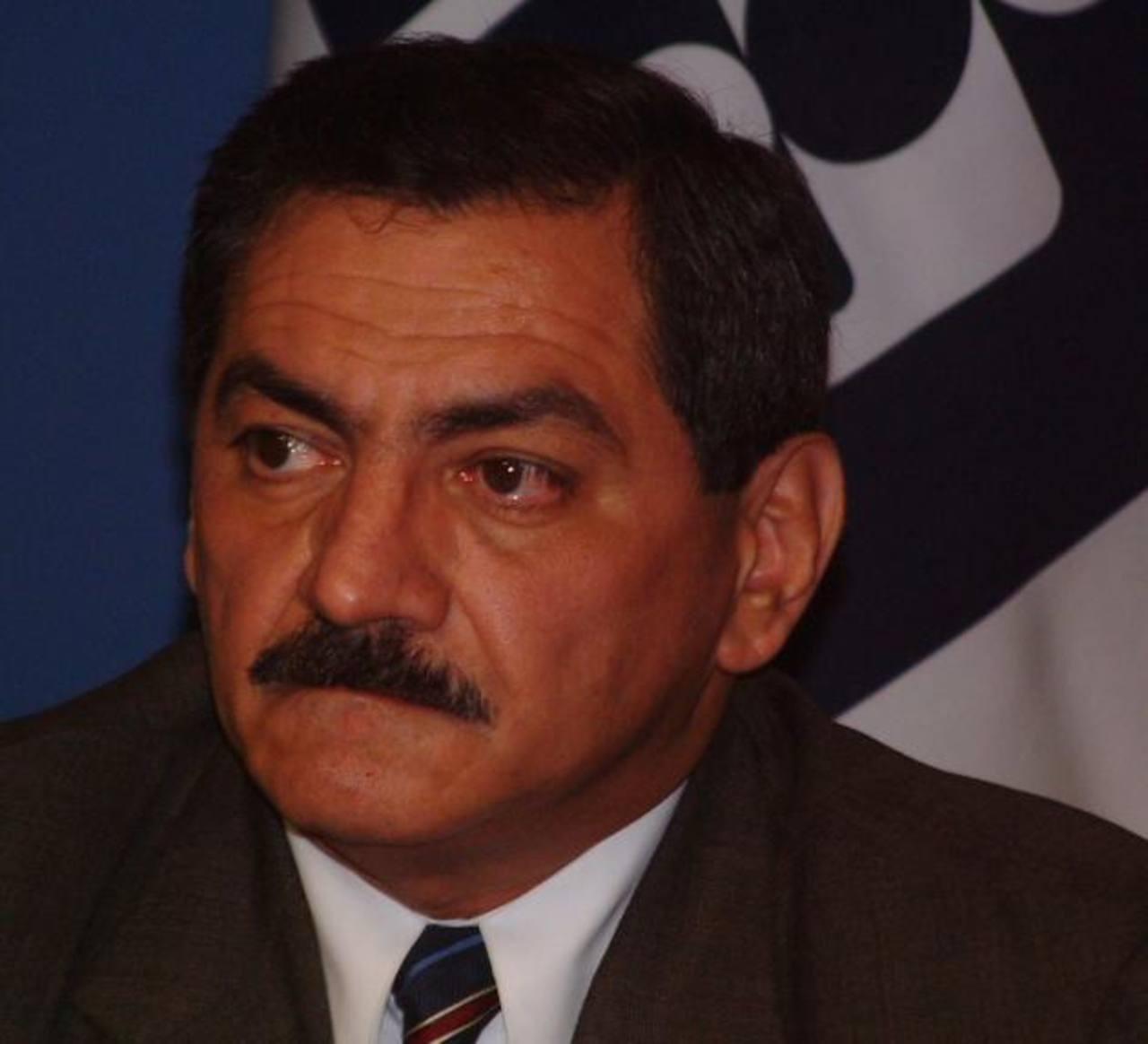 Ramiro Mendoza Jerez, ya no es el presidente de INE S.A. de C.V., subsidiaria de Cel, desde viernes pasado. foto edh /archivo