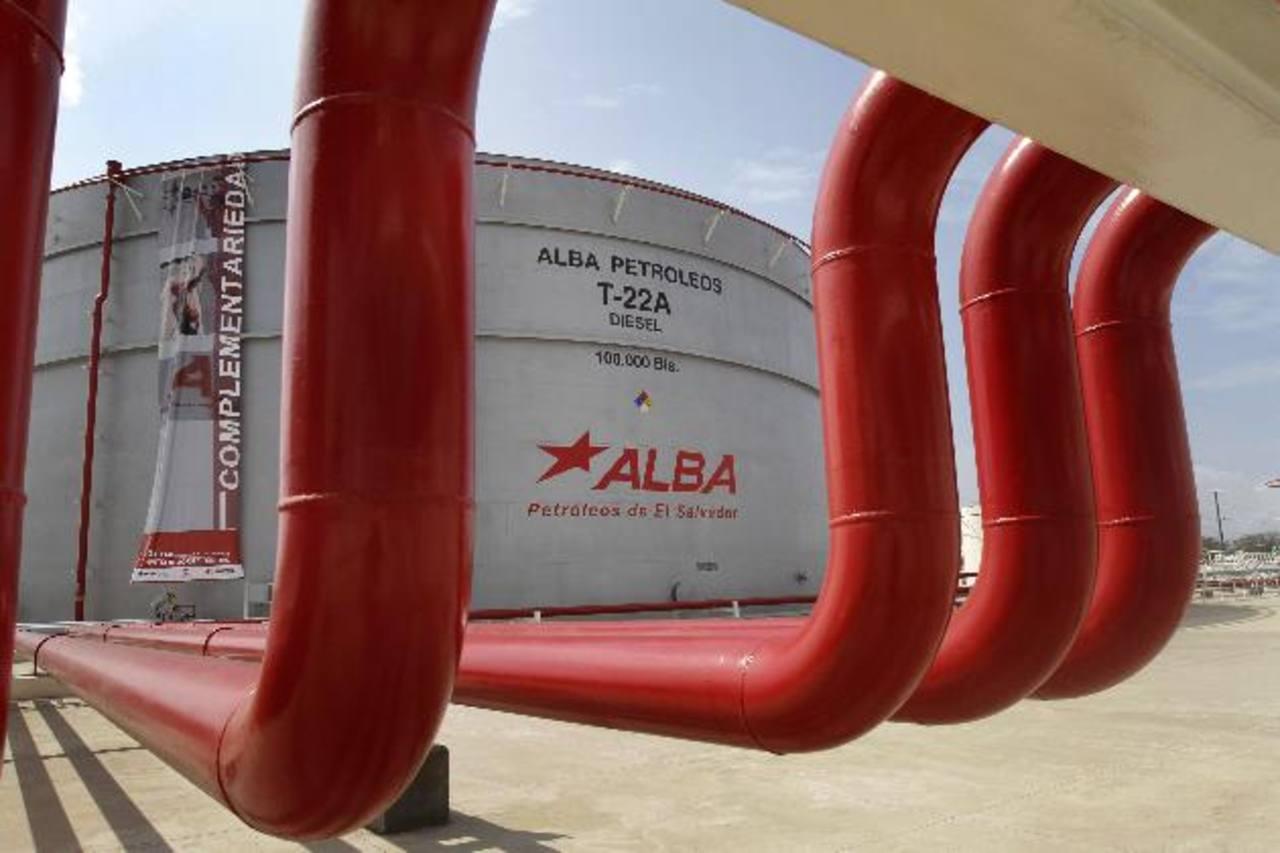 ANEP pedirá a la Fiscalía que investigue las operaciones de Alba Petróleos. Foto EDH / archivo
