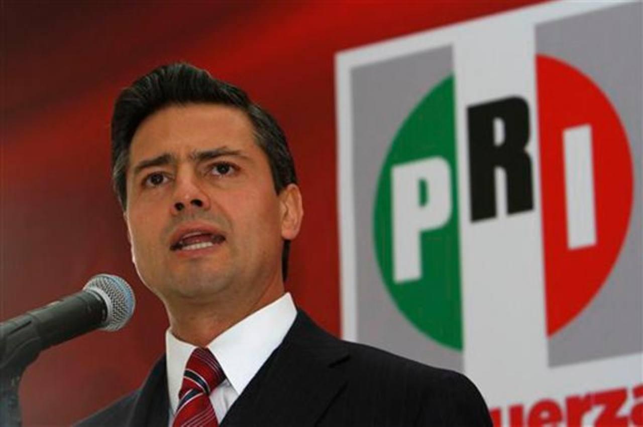 El Parlamento mexicano analizará en los próximos días un proyecto de reforma fiscal que ha puesto a prueba al presidente Enrique Peña Nieto para contentar a todos. foto edh / archivo