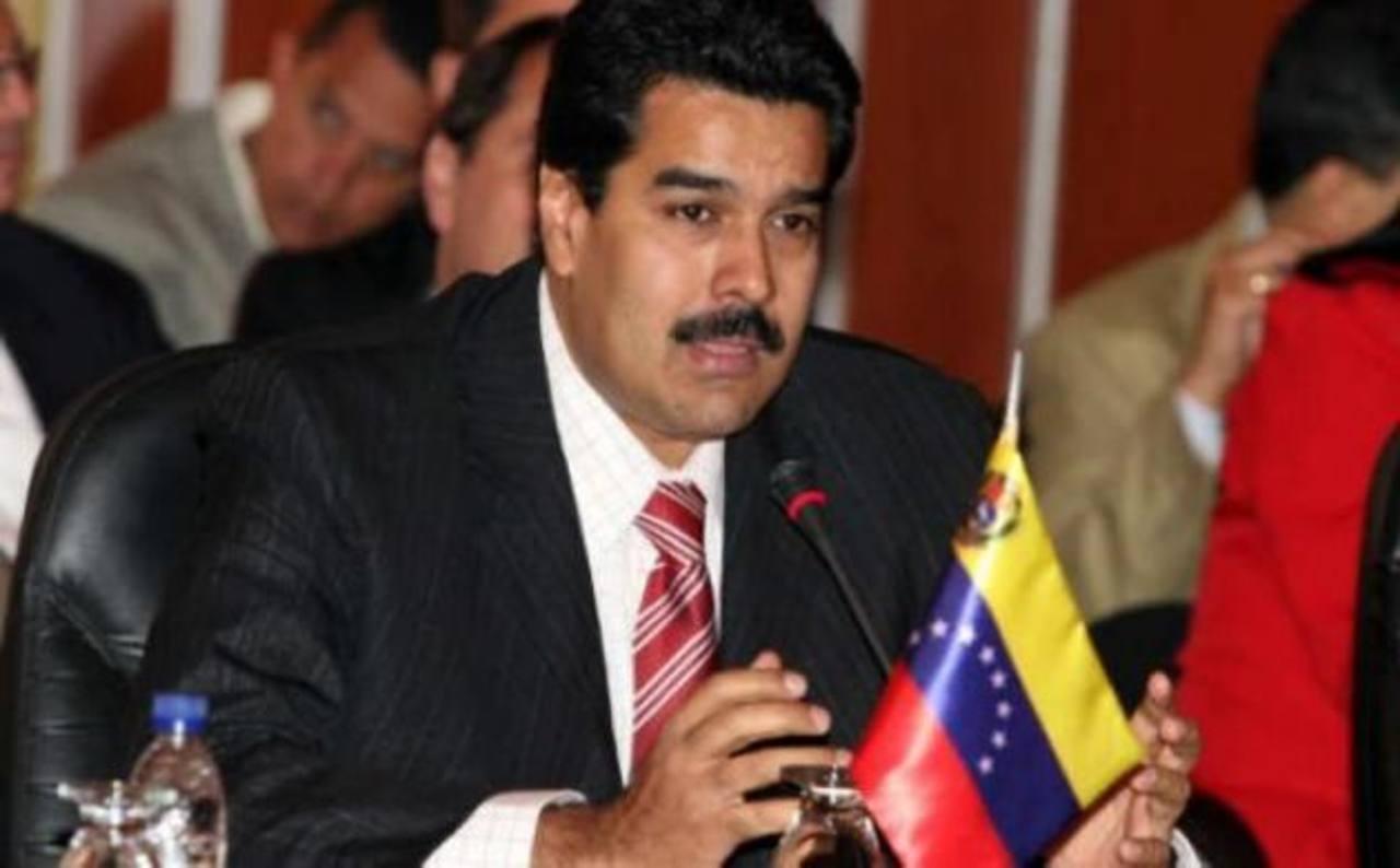 Maduro no acepta críticas a su gestión gubernamental.