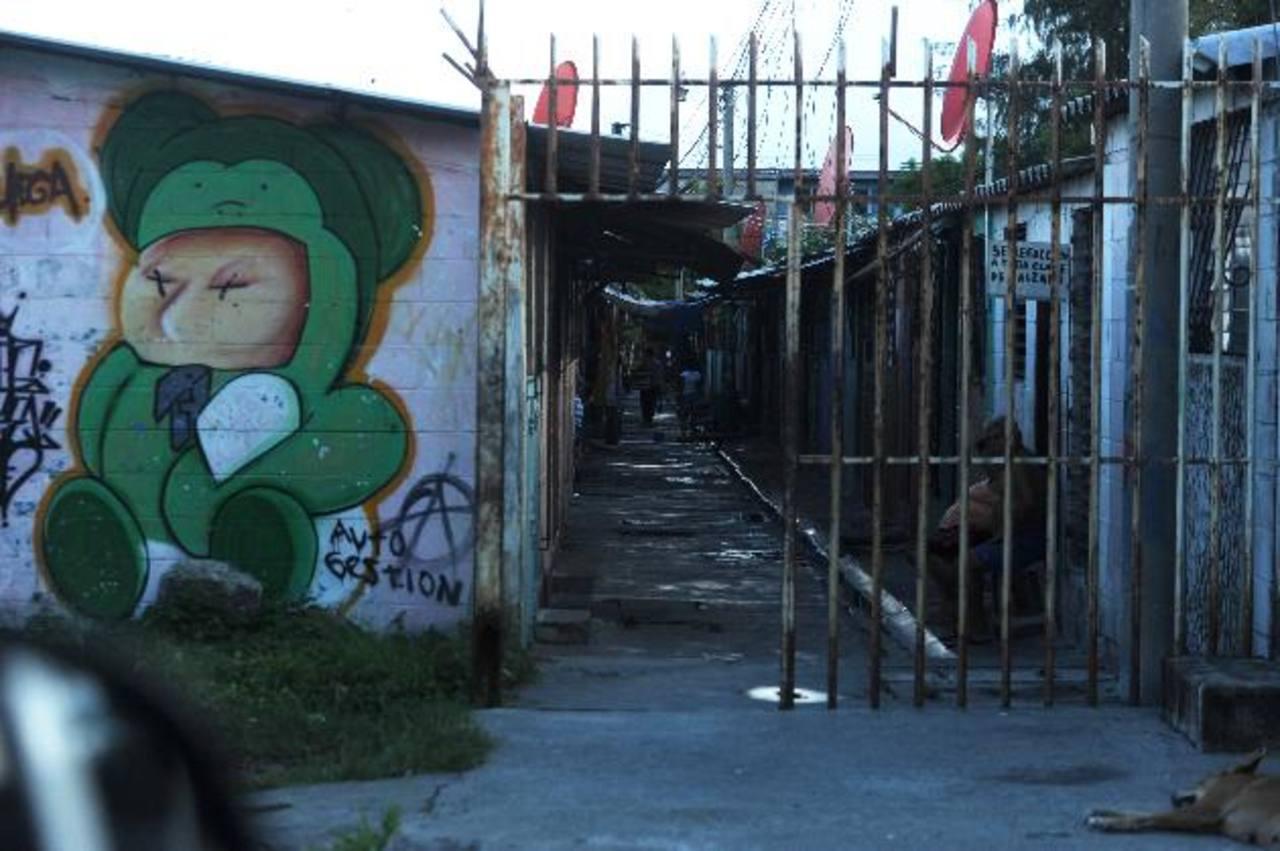 Todos los pasajes de la Comunidad Rivas Vásquez tienen portones y es obligación de los vecinos mantenerlos con llave.