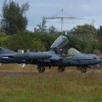 De estos aviones compró El Salvador a Chile. Actualmente la Fuerza Aérea cuenta con algunos de estos en su flota. FOTO EDH Archivo.