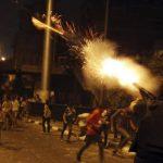 Las fuerzas de seguridad egipcias arrestaron a 423 personas en El Cairo. foto edh / reuters