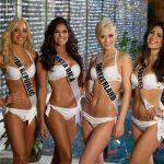 La costarricense Fabiana Granados ha sabido destacar por su belleza. Foto EDH / AP