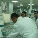 La nueva UCIN del hospital Bloom fue inaugurada hoy. Foto vía internet Evelyn Chacón