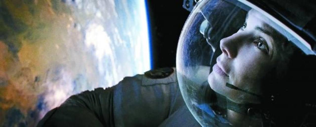 La Dra. Ryan Stone es una brillante ingeniera en su primera misión espacial.