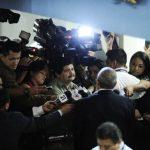 Periodistas salvadoreños han tenido restricciones informativas. foto edh/archivo