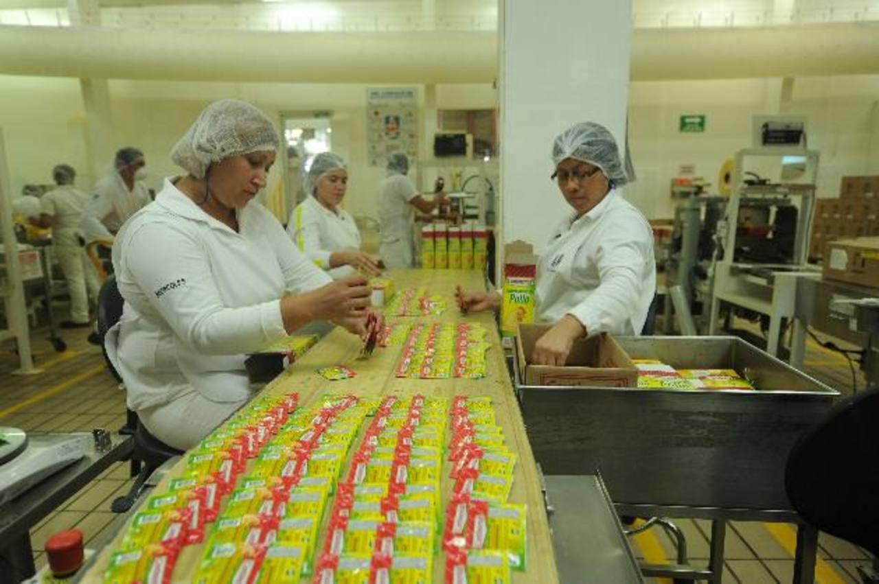 Unilever El Salvador genera a la fecha más de 260 empleos y proyecta crecer en los próximos años. foto edh / marlon hernandez