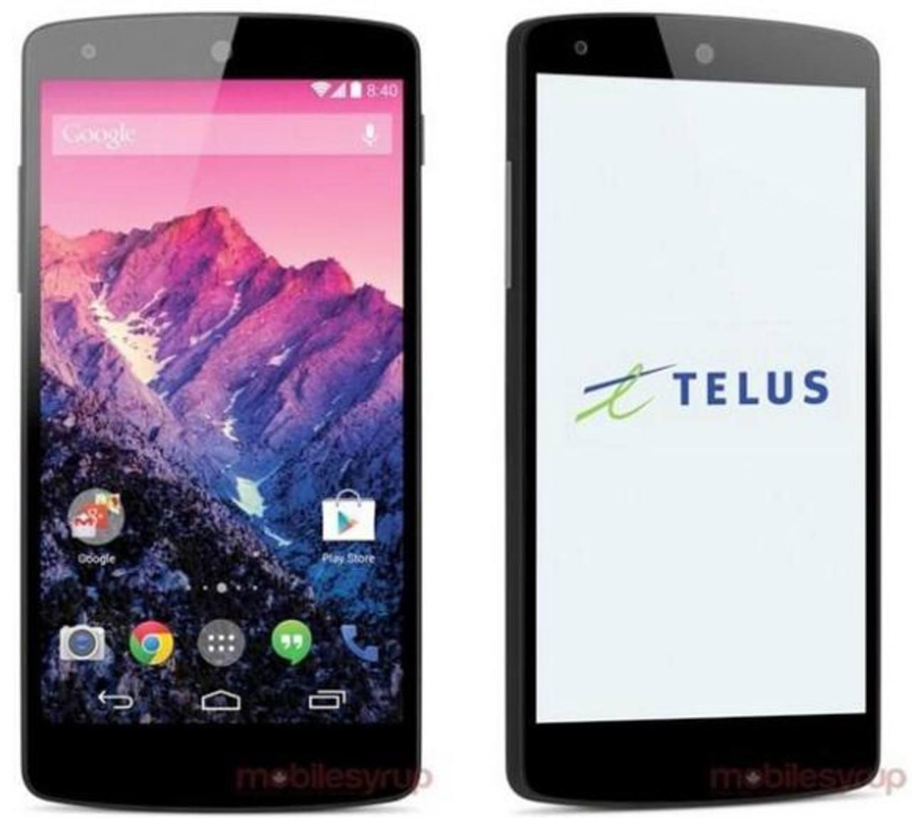 Google podría lanzar el Nexus 5 en los próximos días