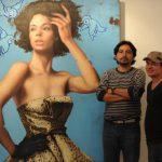 Luis Cornejo y Danny Zavaleta han tenido reconocimiento nacional e internacional. Luis Cornejo retoma elementos del cómic para sus obras.