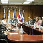 Diputados de la Comisión Política no lograron acuerdos sobre elección CSJ el jueves pasado en la plenaria. foto edh / archivo