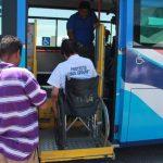 Las nuevas unidades contarán con una rampa para facilitar el acceso a personas con problemas de movilidad. foto cortesía