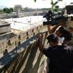 Las autoridades no dejan ingresar a periodistas al penal. FOTO EDH Archivo.