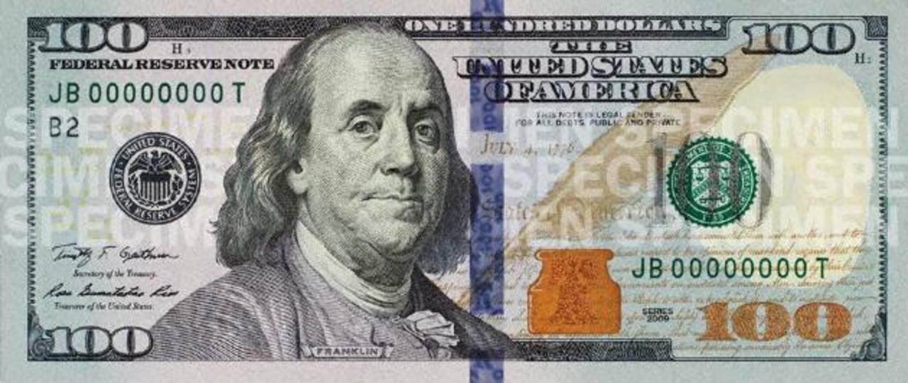 La Reserva Federal lanzará $3,500 millones en esta denominación, a pesar de los inconvenientes. foto edh / efe