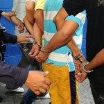 Condenan a cuatro por cometer diferentes delitos contra niña