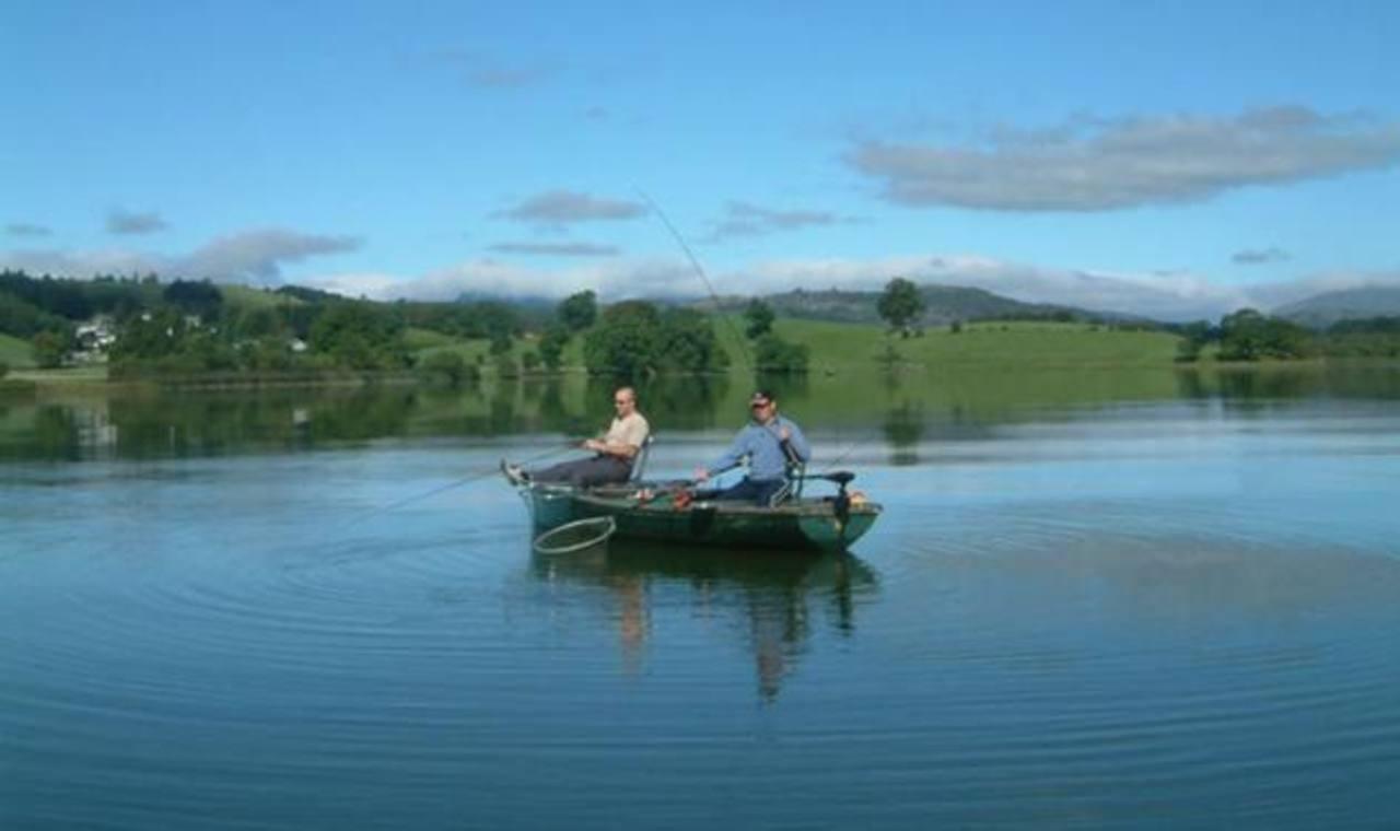 Subastan lago en eBay, dueño espera recibir 485 mil dólares