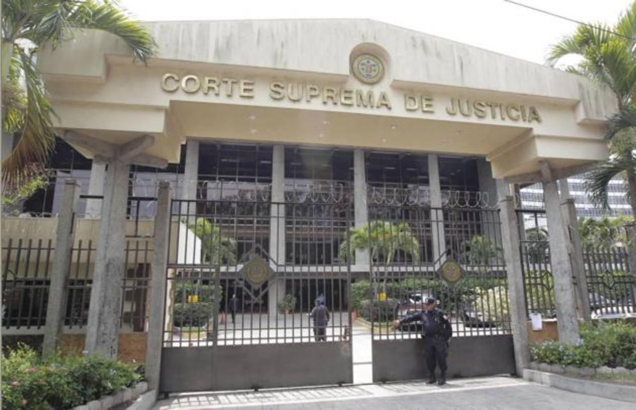 Despiden a dos gerentes de la Corte Suprema de Justicia