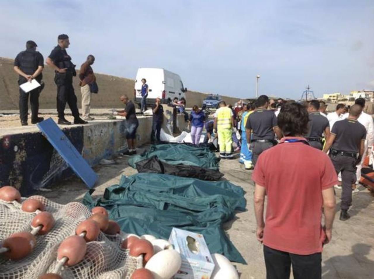 Al menos 94 cadáveres habían sido recuperados. Foto/ Reuters