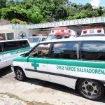 Paramédico de Cruz Verde Salvadoreña se suicidó anoche en su vivienda.