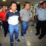 El juicio tuvo lugar en la capital, pero fue presidido por el Juzgado de Sentencia de Zacatecoluca. Foto EDH / Mario Amaya