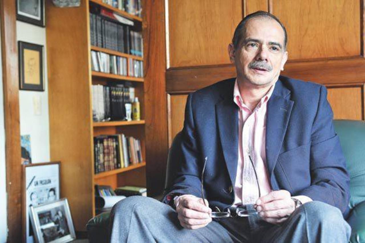El reportero Gonzalo Guillén o quien tuvo que salir de Colombia por amenazas contra su vida. foto edh / internet