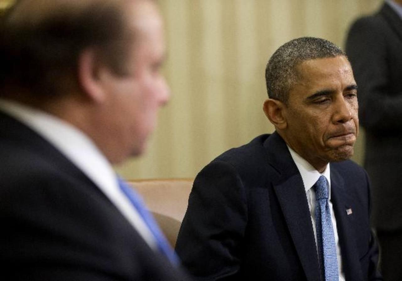 El presidente Obama dijo que está frustrado por las fallas.