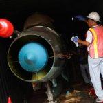 Aviones Mig cubanos hallados en barco norcoreano están en buen estado
