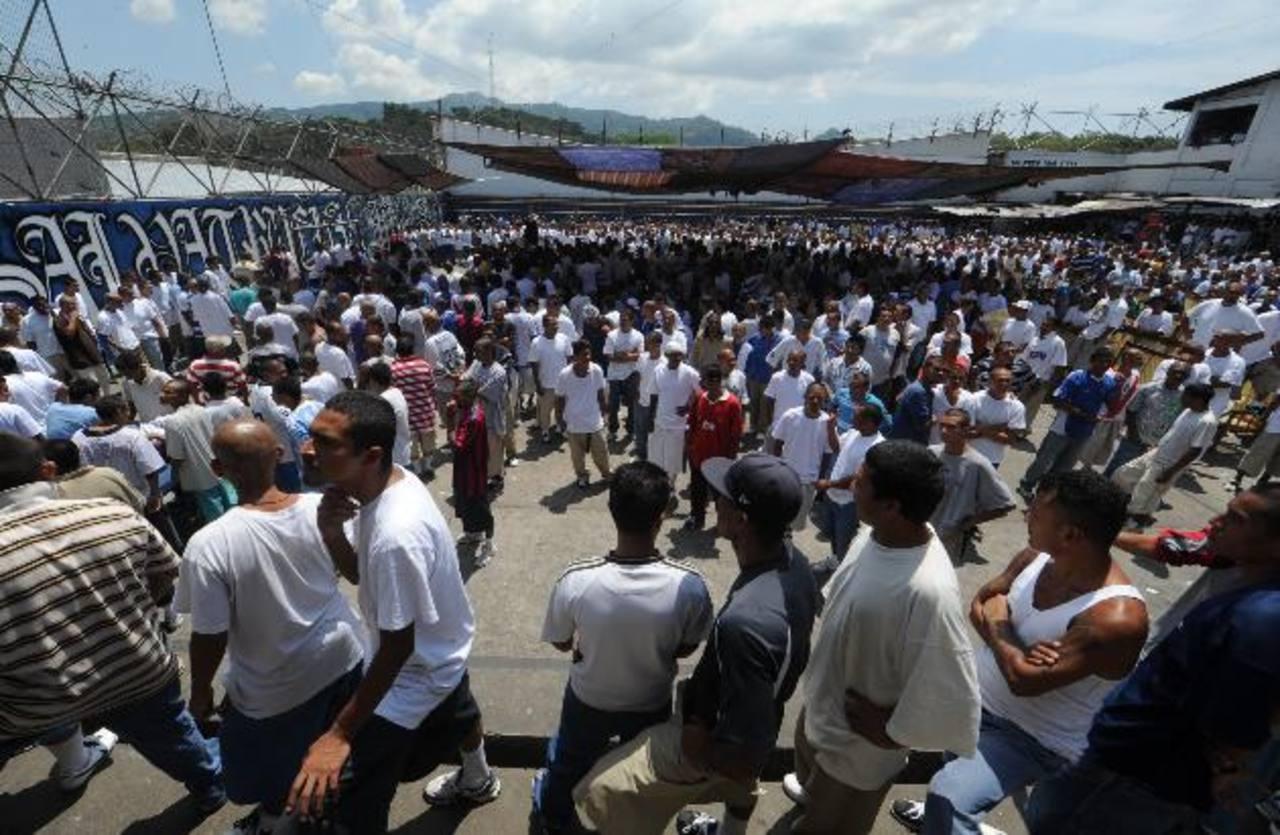 Pandilleros del penal de Ciudad Barrios se comunican con cárcel de EE.UU