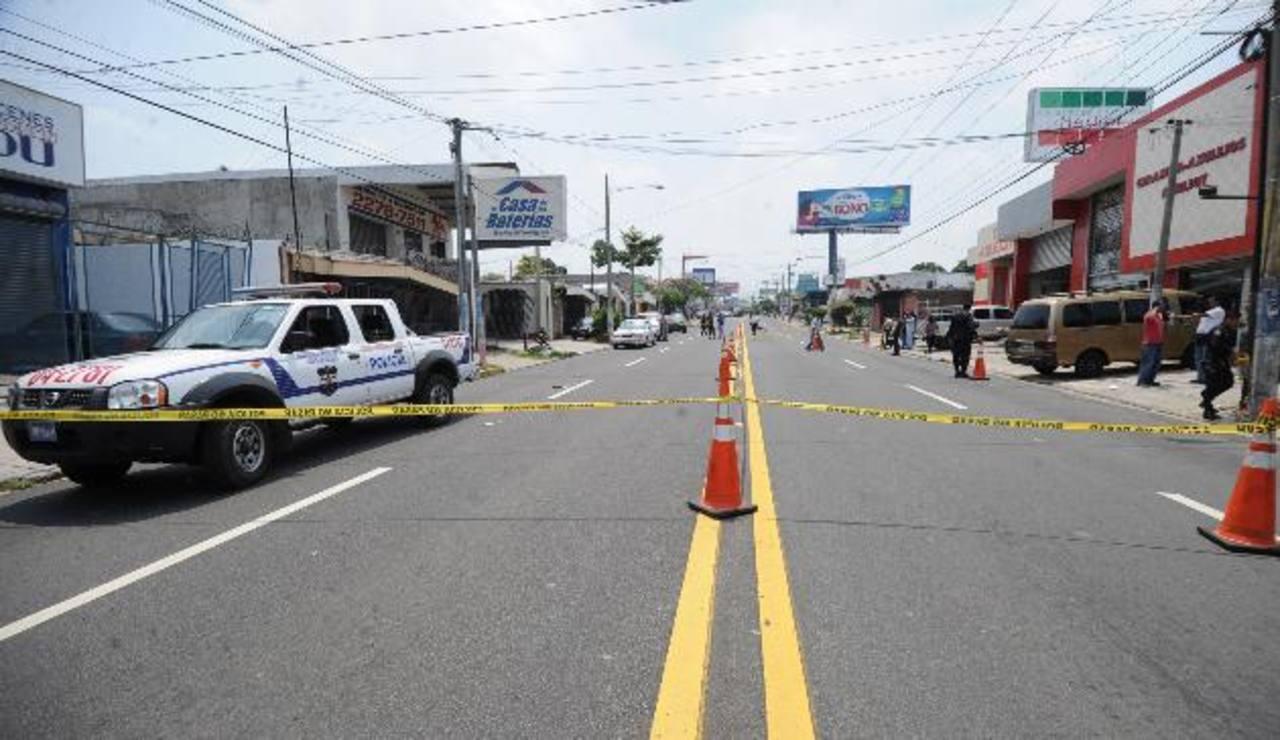 Intento de asalto dejó dos personas lesionadas.