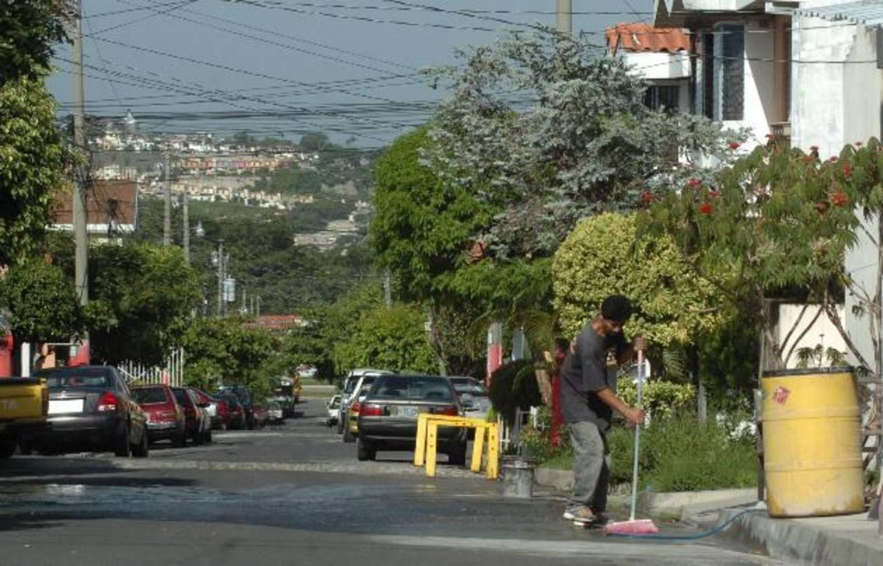 La actividad contará con apoyo de la municipalidad de Mejicanos y la Adesco de la zona. foto edh / archivo