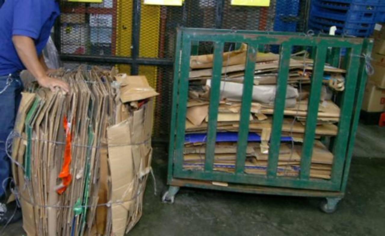 Exportaciones de papel y cartón aumentan 5%