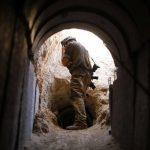 El túnel tiene una longitud de 2.5 kilómetros y al parecer fue excavado recientemente, dijeron autoridades. Foto/ Reuters