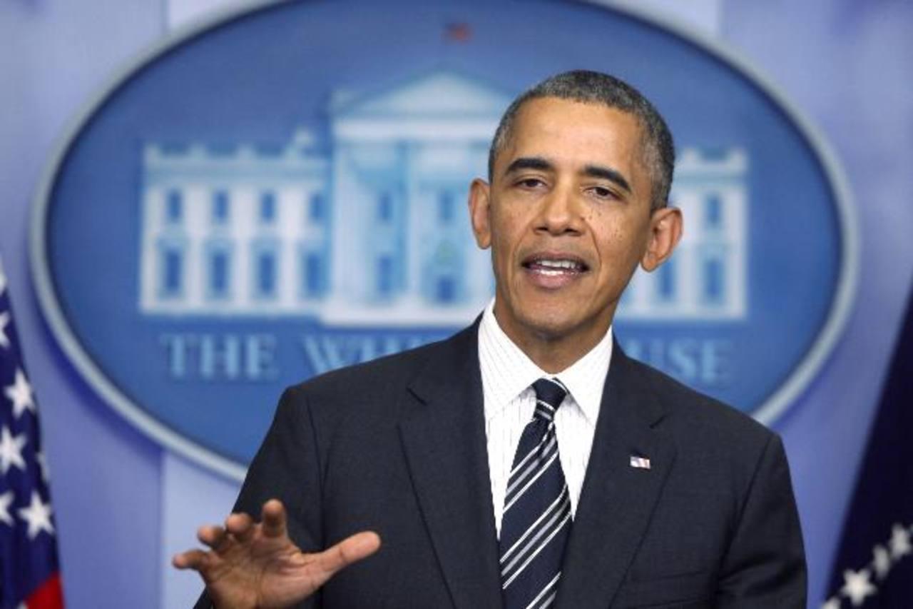 Obama invitó a líderes del Congreso para discutir el cierre parcial del gobierno. Foto/ AP