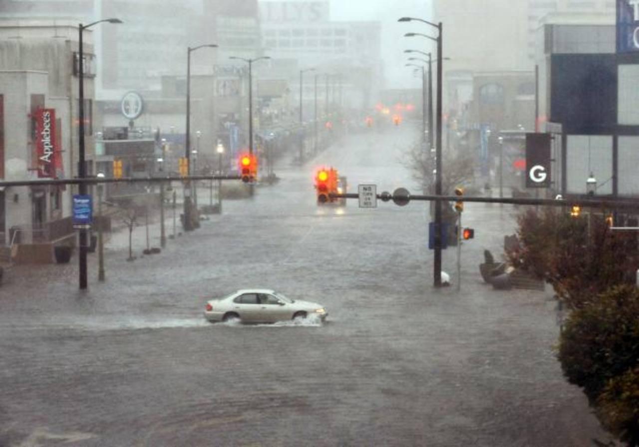El próximo 29 de octubre se cumple un año del paso de Sandy. Todavía hay gente que sufre, desamparada. foto edh / Agencias