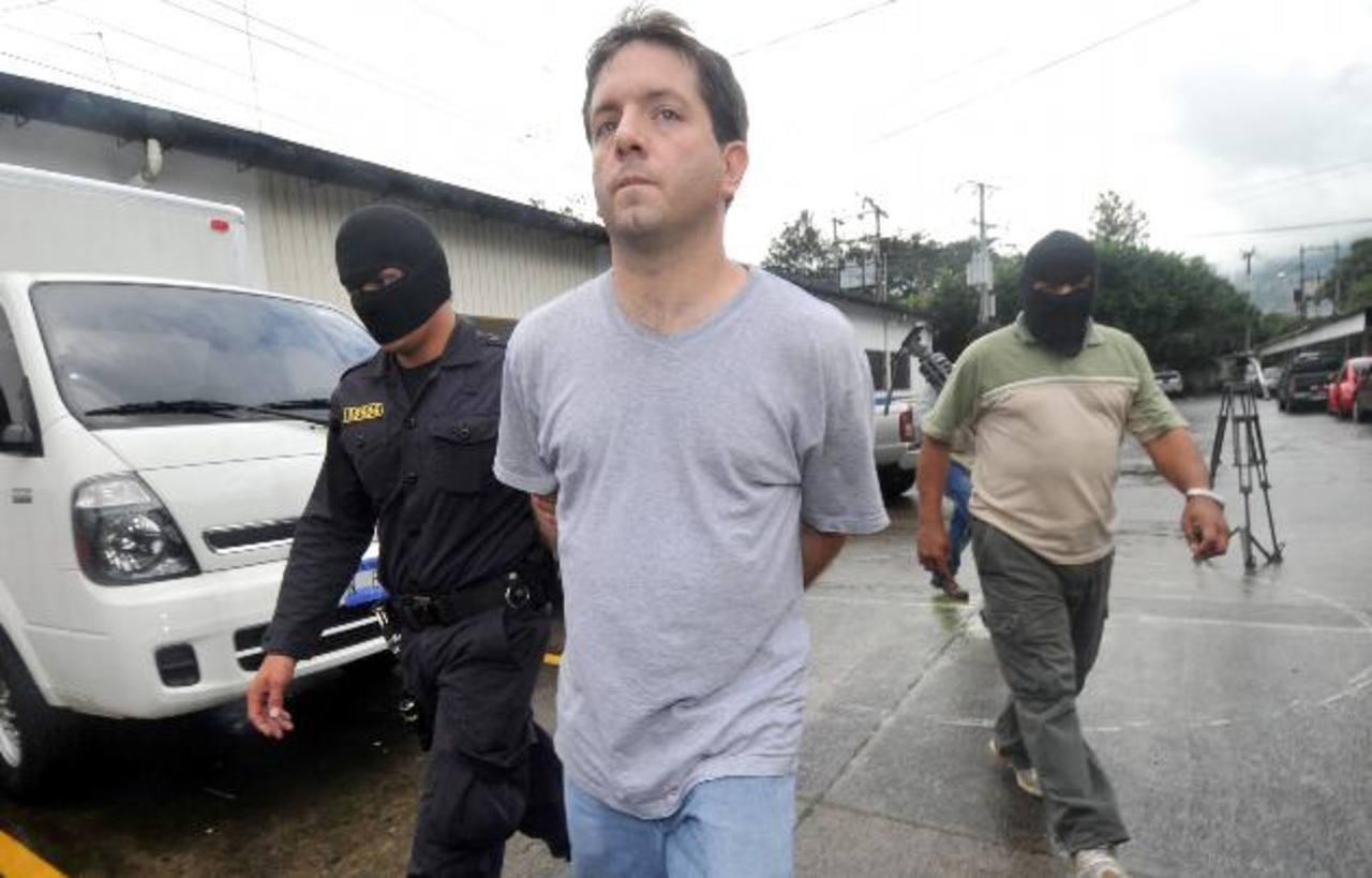 La detención del estadounidense se registró el 18 de septiembre pasado en la frontera Las Chinamas. Foto EDH / Archivo.