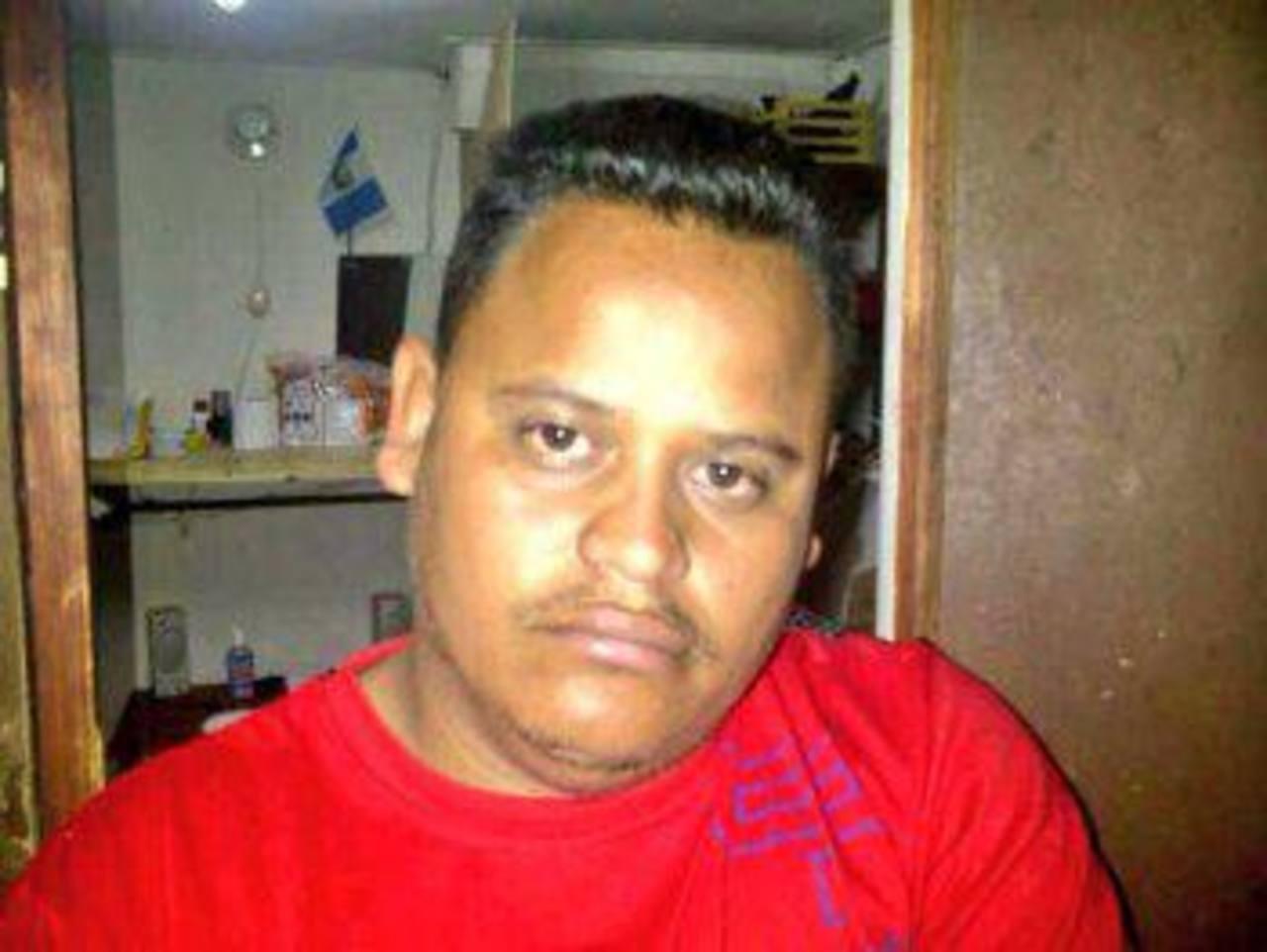 Según los periódicos de Guatemala, este es Ismael Ernesto Alvarado, de nacionalidad salvadoreña. Foto EDH / Cortesía.