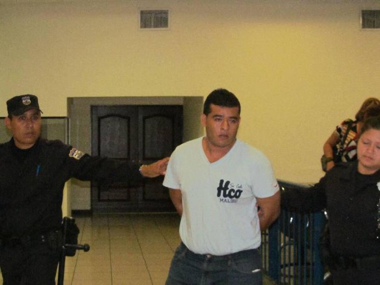 Edwin Edenilson Revelo Reyes deberá purgar 15 años de prisión por matar a Edgardo Carrillo Arias, en febrero anterior. Foto EDH