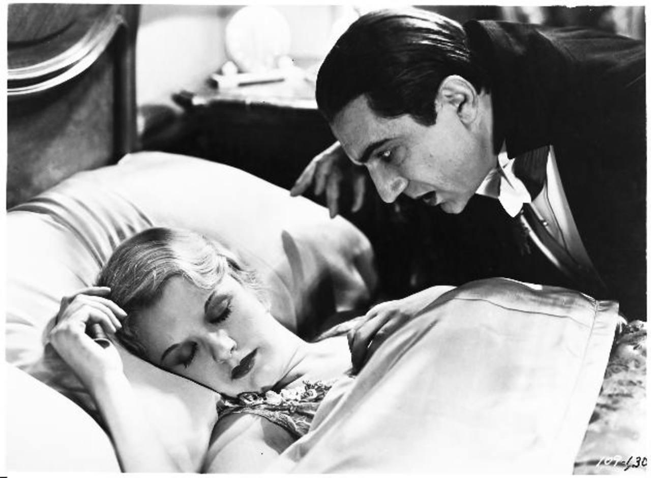 Tod Browning. Drácula (1931). The Unholy Tree (1925), Freaks (1932). Fotos EDH / Internet