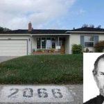 La casa 2066 de la calle Crist Drive en Los Altos, California, donde creció Steve Jobs. Foto/ AP