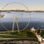 Se espera que la construcción de la Rueda de Nueva York empiece en el 2014, con una gran apertura en el 2016. Foto/ AP